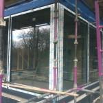 Living Room windows 2.2m triple glazed monster windows